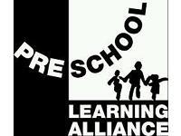 Pre school Open day