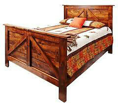 "Heritage Woodworking ""Queen Bed Frame"" Kingston Kingston Area image 5"