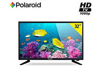 polaroid smart full hd freeview hd wifi led 32 inch tv only £115