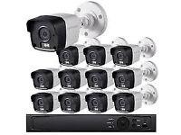 dome camera security kit cctv