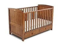 Silver Cross Devonshire Cot-Bed