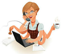 Enthusiastic & Reliable Receptionist Available Asap