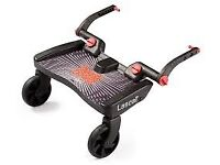 Brand New Lascal Maxi Black Buggyboard