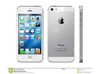 Apple iPhone 5 16gb factory UNLOCK to all networks excellent use condition boxed