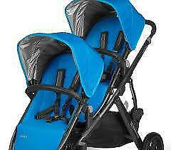 New UPPAbaby Vista (2015) Double Pram & Bassinet Package Essendon Moonee Valley Preview