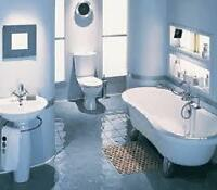 Plumber - Basement Bathrooms/Basement Suites Plumbing/Heatng/Gas