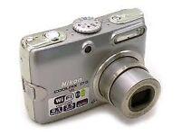 Nikon Coolpix P3 Digital Camera