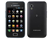 samsung galaxy ace unlocked any network great condition