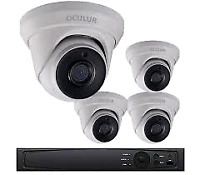 Low cost security camera installation  service