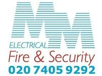 Electricians & Electrician's Required
