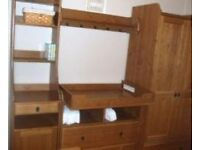 Nursery Furniture (Ikea Leksvik) Pine
