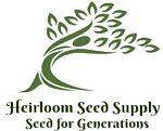 Heirloom Seed Supply