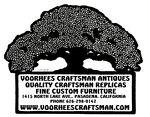 voorhees craftsman antiques