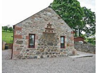Short term 1st class rental accomodation for workers or holidays in the Highlands of Scotland