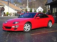 Wanted Nissan 300zx 200 s13 project car spares or reapir