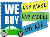 CASH FOR YOUR CARS VANS TRUCKS MOTOR BIKES QUADS JET SKIS BOATS WATCHES