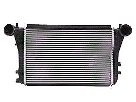 Intercooler audi a3 2006