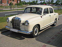 Looking for 1953-61 Mercedes W120/W121 for Restoration