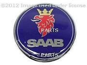 Saab 9-3 Hood Emblem