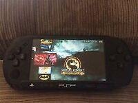 SONY PSP STREET MODEL +7 GAMES