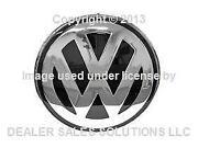 VW Beetle Emblem
