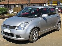 Suzuki swift wanted mot failure etc