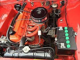 Chrysler valiant fully reconditioned slant 6 and Borg Warner 35 Kingsholme Gold Coast North Preview