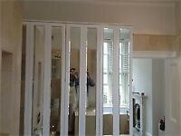 Fitted wardrobes, alcove Cabinets, floated shelving ,doors, office storages -Boiler cupboard