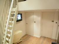 Large Self Contained Double Studio with Mezzanine Gallery