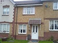 FOR RENT - 2 Bed Mid Terrace Unfurnished House Chapelhall, Airdrie