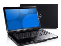 Dell Laptop Windows 10, Dual Core,250GB HD,2GB RAM,Webcam,DVD-RW
