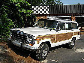 Looking for 80-91 Jeep Grand Wagoneer Dana 44