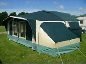Conway Crusader Bedroom Annexe Extension For Awning In