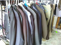 New and Used riding show jackets