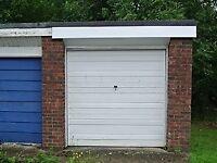 Lock up garage for rent