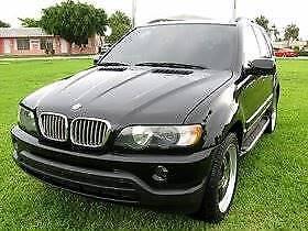 EXCECUTIVE SPORTS BMW X5