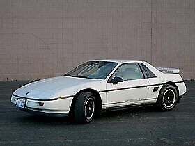 Wanted Pontiac Fiero