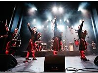 Red Hot Chilli Pipers at the SSE Arena **selling for less than face value**