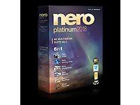 Nero Platinum 2018 for Windows