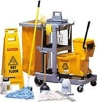 Hiring Experienced Cleaning Associate