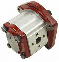 Case-ih Hydraulic Pump Assembly 704330r95