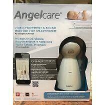 Angelcare moniteur audio, video et mouvements