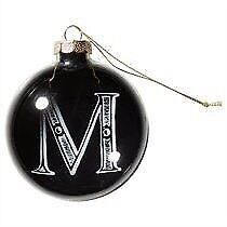 "Looking for ""M"" ornament"