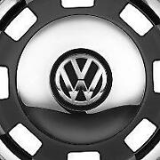 VW Volkswagen Beetle Chrome Wheel Center Caps