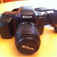 APPAREIL PHOTO NIKON F50 ( PELLICULE )
