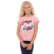 Flora Halo T-Shirt Animal Size: 3-4 yrs BNWT