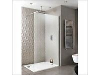 Brand New Bathstore Atlas Walk In Side Panel Clean Plus (600mmx2000mm) - £150 ONO