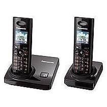 Panasonic Dect 6.0 Cordless Phones (2)