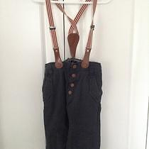 MEXX PANTS WITH SUSPENDERS!! 18-24 MONTHS BRAND NEW!!!