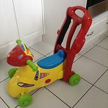 VTECH SIT-TO-RACE SMART WHEELS RIDE-ON IN EXCELLENT CONDITION!